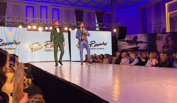 Fashion show by Felix Ramiro, at TimisoaraFashionWeek